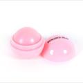 красочные круглой формы контейнер губы бальзам мяч