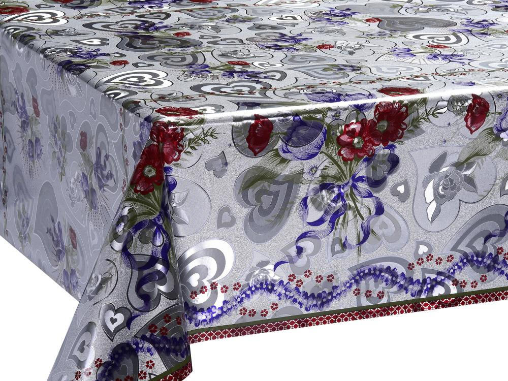 Gold And Silver Tablecloths 3
