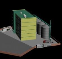 Corn Mill/ Corn Flour Mill/ Corn Milling Machine (HDF MM-500)