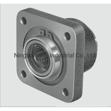 Flanged Cast Iron Housing for Linear Bearings