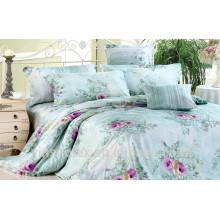 2015 лучший комплект постельных принадлежностей для моды, сетчатый набор постельных принадлежностей для постельного белья / покрывала для кровати, расчесываемый комплект постельного белья из хлопка