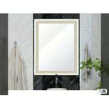 Настенное зеркало для ванной комнаты из полистирола