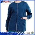 Manteau de casquette de protection anti-épilation à chaud abordable pour hôpitaux (YHS115)