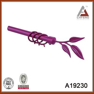 A19230 декоративный набор карнизов, двойной металлический карниз, алюминиевый карниз