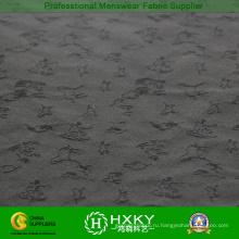 Животное Рисунок жаккарда четырехпроводной spandex ткани для мужской одежды ткани