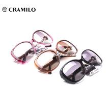 2018 mulheres moda made in china wholesale óculos de sol de acetato italiano à venda