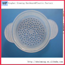 Kitchen tool durable plastic can strainer