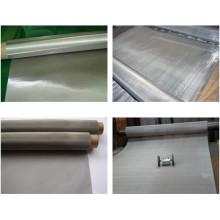 Red de alambre de acero inoxidable para filtrar
