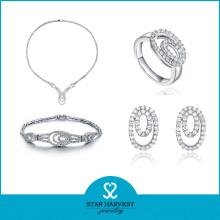 2016 jóia de cristal mais nova do bracelete do encanto ajustada (J-0048)