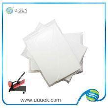Papier de transfert de chaleur pour le plastique