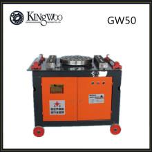 Dobladora de barra de acero manual 4KW GW50