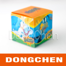 UV Offset Printing PP Colorful Custom Gift Packaging Box