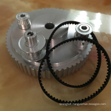 High Required Small Timing Belt Pulley