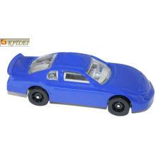 Promoção Colorido Pull Back 1: 50 Escala Mini Taxi Modelo Diecast Toy Carros