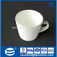 Klarer klarer Ton Neuer Knochenporzellan kleiner Becher für Kaffee