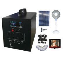 60W solar energy storage system
