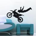 Autocollant de mur d'impression décorative de chambre d'enfants de qualité supérieure de haute qualité, stickers muraux de vinyle
