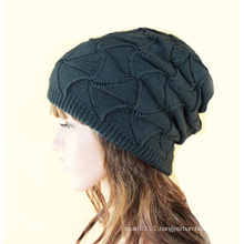 Women Fashion Acrylic Knitted Winter Warm Hat (YKY3135)