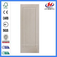 JHK-001 Engineered White Oak   HDF Wood Door Skin