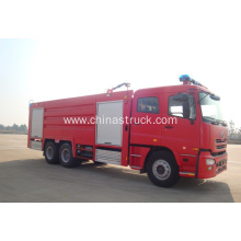13T Nissan Diesel Water Tanker and Foam Fire Truck