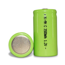 Nimh C Akku 3,6 V 3500 mah 1,2 v 3500 mah C Ni-mh Batterie Mit Batterieanschluss Für Endstufen