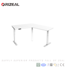 China Manufacturer Powder coating metal Adjustable height stand up desk frame Exclusive offer