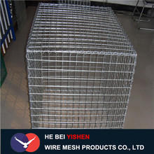 2017 Hot Dipped Galvanized/PVC Gabion Mesh