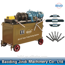 Steel bending threading machines