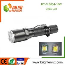 China Großhandelsaluminiumtaschen-Größen-Multifunktionsaufladbare 18650 Batterie Cree XML T6 leistungsfähige taktische cree geführte Taschenlampe