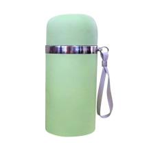 Flacon à vide couleur verte