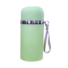 Green Color Vacuum Flask