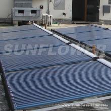 Tragbares solarthermisches Kollektorsystem