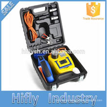 Min Height 17cm Max Height 47cm Car Electric Hydraulic jack Impact wrench Auto Jack Car Jack( CE ROHS EMC certificate)