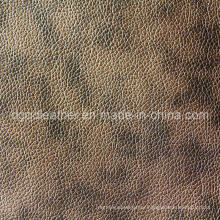 Eco-Friendly Breathable PU Furniture Leather (QDL-FB0018)