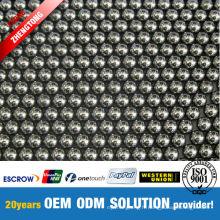 Balle de stylo de carbure de tungstène de surface au sol