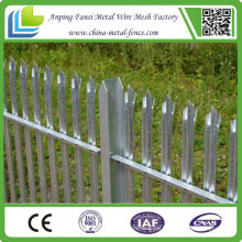 Metall Eisen Palisade Zaun zum Verkauf