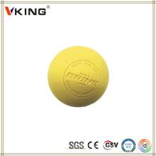 Eco-Friendly Rubber Lacrosse Balls avec Ncaa approuvé