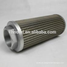 Cartucho de filtro de aceite de succión de suministro DEMALONG WU-63 * 80J