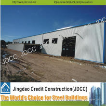 Best Seller and High Quality Steel Structure Large Span Building