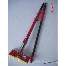 Dos secciones Alu Handle Cellulose Sponge Mop