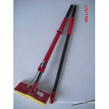 Deux sections Alu Handle Cellulose Sponge Mop
