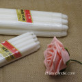 Interior Rumah White Fluted Candle Nice to Mozambique