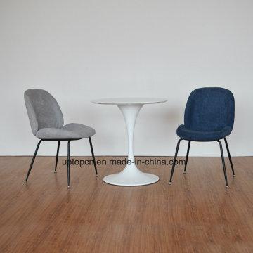(SP-HC436) Tissu de meubles de restaurant Gubi Beetle Chair Modern