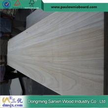 Fsc AA Grade Paulownia Wood for Surfboards