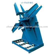 automatic sheet decoiler machine