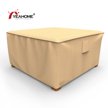 Cubierta de mesa de protección UV impermeable Cubierta de muebles de patio Durable al aire libre