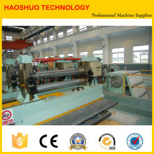 Máquina de corte longitudinal de metal de alta velocidad