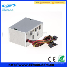Dongguan 200-250W alimentation PS3 pour ATX 12V V2.3 PSU SMPS