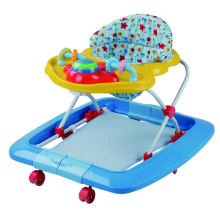 OEM diseño Safety Musical Baby Walker