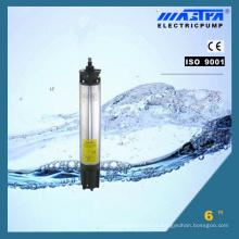 Motor de resfriamento de água submersível 6 polegadas